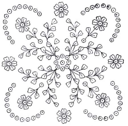 designs for hand embroidery. Free hand embroidery patterns